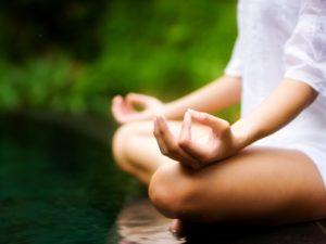 foto di meditazione