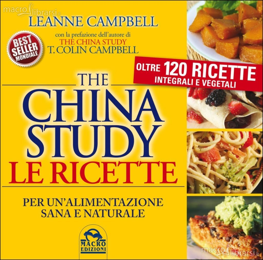 Il libro con le ricette di the China Study