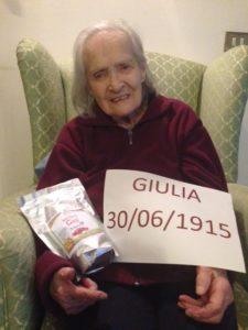 cliente anziana dosaggio bacche di Goji
