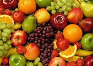 più frutta e verdura, meno carne!