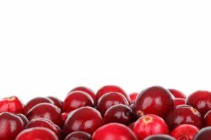 ...ecco a voi i cranberry!