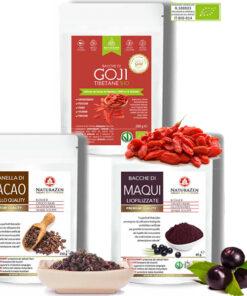 Bacche di Goji Cacao Maqui 247x296