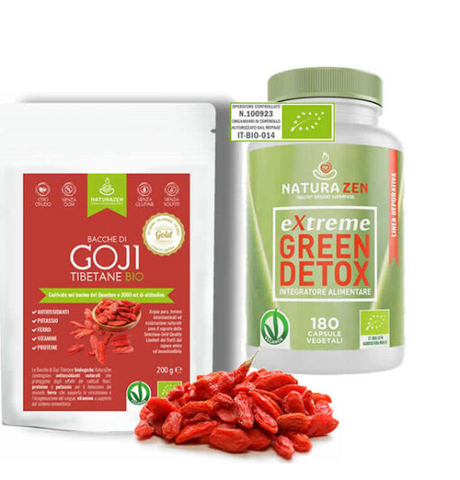 Bacche di Goji Green Detox 510x532
