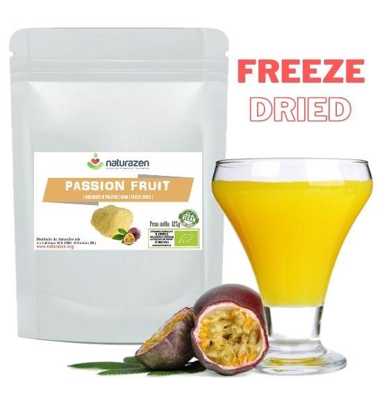 Passion Fruit Biologico in polvere