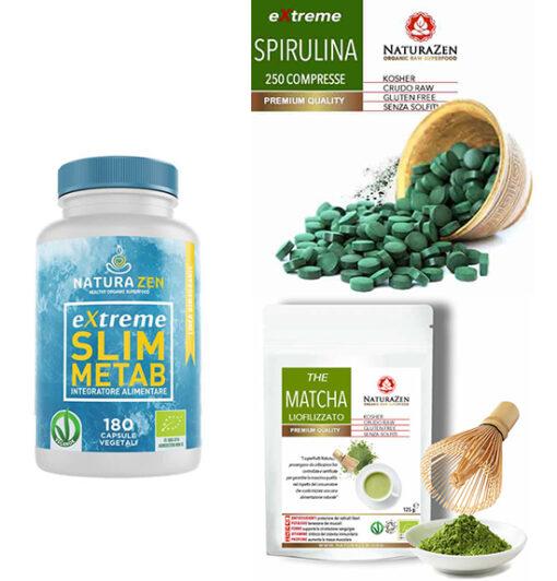 Slim Metab Spirulina The Matcha 510x532
