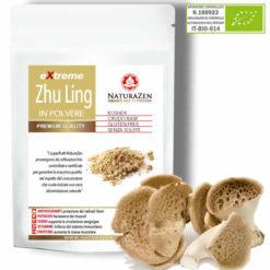 busta 125g Zhu Ling in polvere bio naturazen 247x247