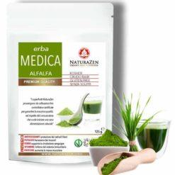 """Foto del prodotto a base di Erba Medica """"alfalfa"""""""