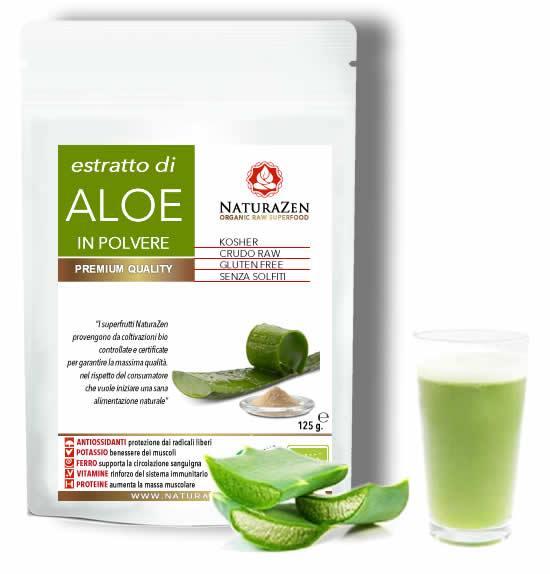 Aloe Vera BIO in polvere 200g