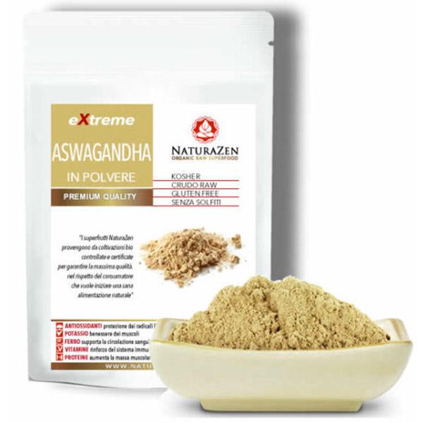 Ashwagandha BIO polvere 125g