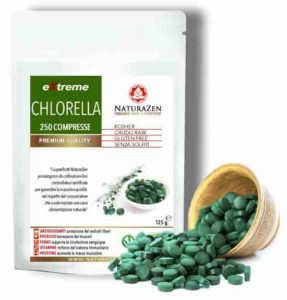 Clorella bio in compresse