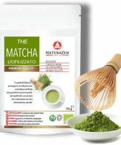 busta 125g the Matcha polvere bio naturazen 247x296