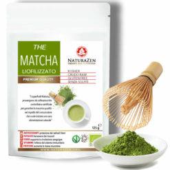 busta 125g the Matcha polvere raw bio naturazen 247x247