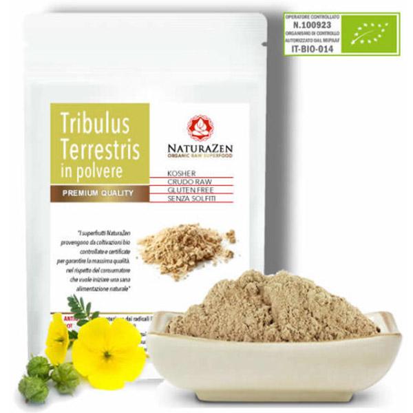 Tribulus Terrestris BIO in polvere 125g