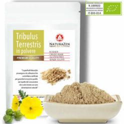 foto del prodotto in polvere tribulus terrestris