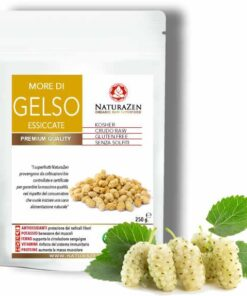 foto busta 250gr more di gelso