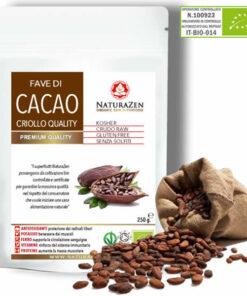 busta 250g cacao criollo in fave bio naturazen 1 247x296