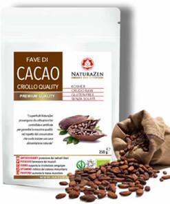 Fave di Cacao Biologico NaturaZen