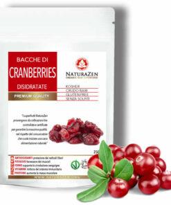 busta 250g cranberry essiccati