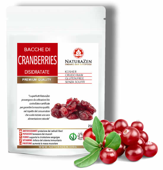 Cranberries Premium Quality 250g