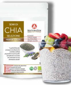 Semi di Chia Bio Premium 500 gr