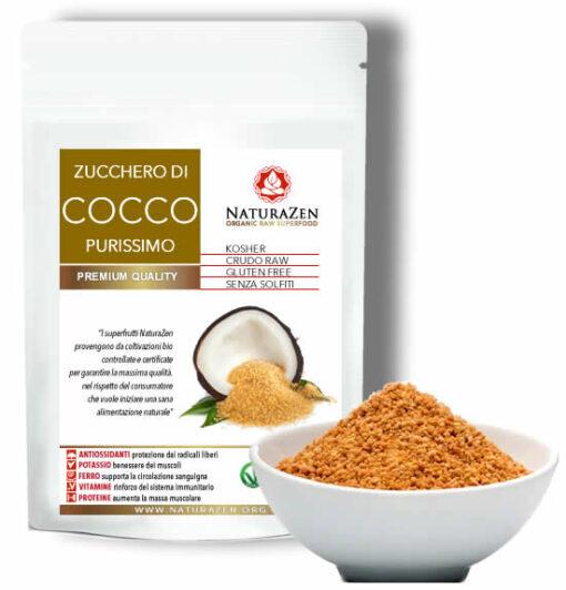 immagine del prodotto zucchero di cocco