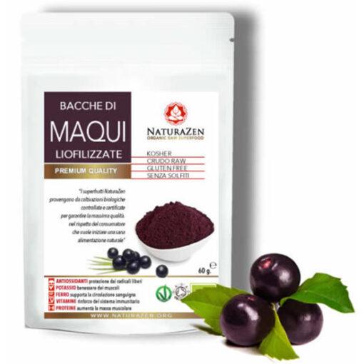 busta 60g Maqui polvere bio naturazen 510x510