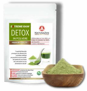 busta Extreme Detox raw bio naturazen 200g 287x300