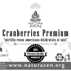 cranberries Label 247x247