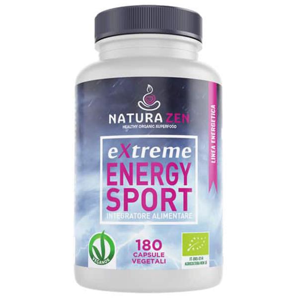 Energy Sport 180 capsule