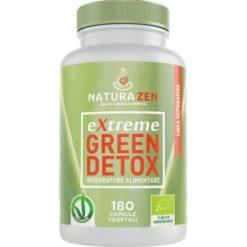 extreme green detox integratore 180 capsule 247x247