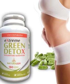 Extreme Green Detox per depurarsi in modo efficace