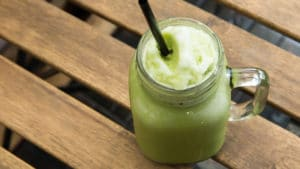 smoothie-matcha-ginger