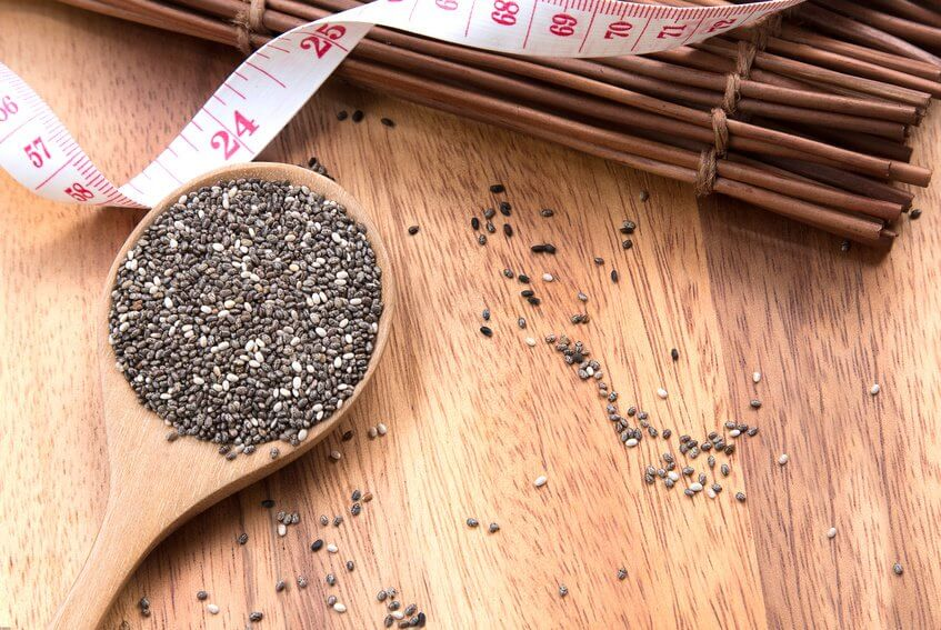 semi di chia dimagrire