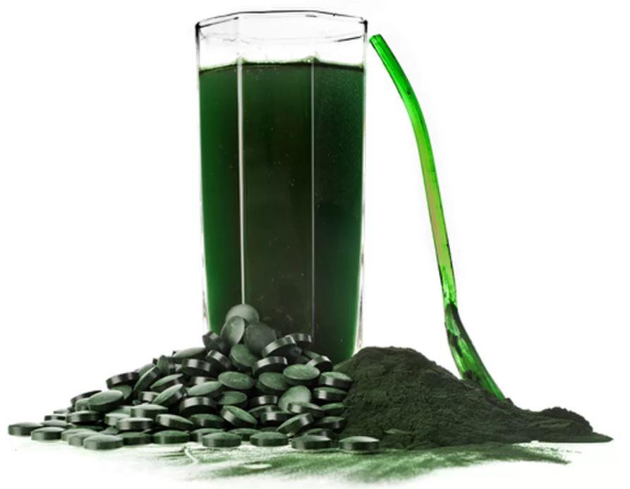 spirulina platensis compresse polvere naturazen