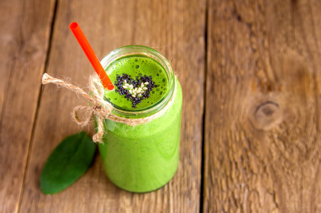 smoothie-verde-spirulima-proprietà