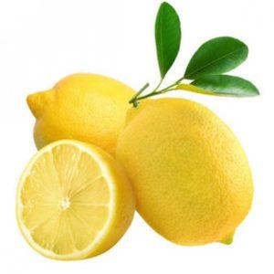 foto di limoni biologici per il colesterolo