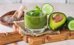 Superfood detox salutari